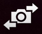 Smartphone camera omdraaien