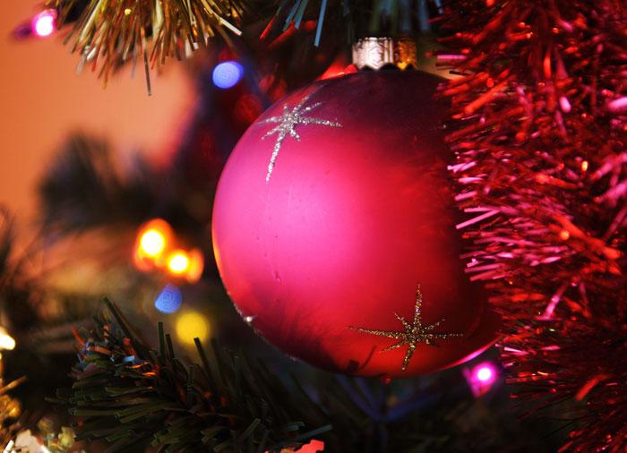 Fotograferen met kerst